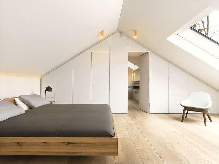 Loft Conversions Specialists In Yorkshire Lincolnshire Milestone Beauteous Loft Conversion Bedroom Design Ideas Minimalist