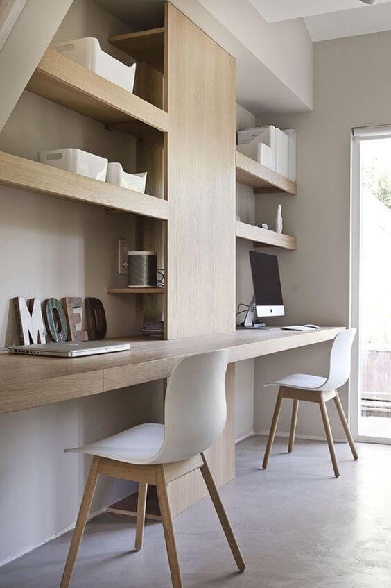 garage-conversion-idea-office-home-business-working-clean